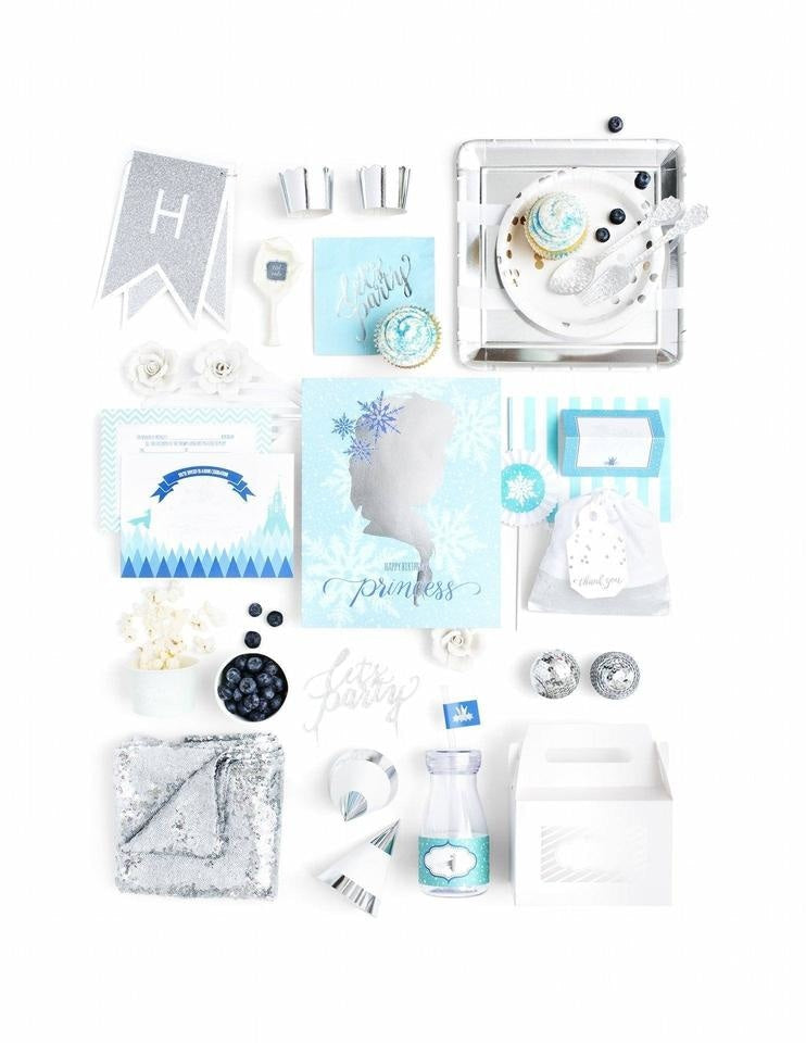 Frozen Party In A Box - THE LUXE