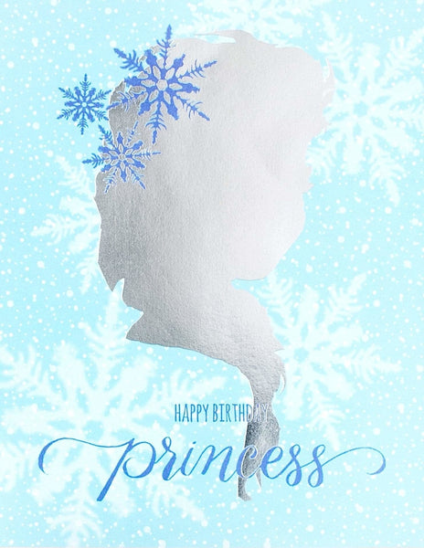 Frozen Party Sign, The Snow Queen Party Collection, modern party supplies online