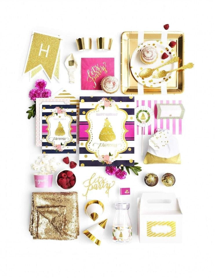 Princess Party In A Box - THE LUXE