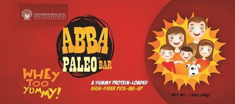 ABBA Paleo™ Bars Whey Too Yummy!™ Single Bar