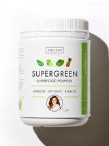 SUPERGREEN SUPERFOOD POWDER - 450g
