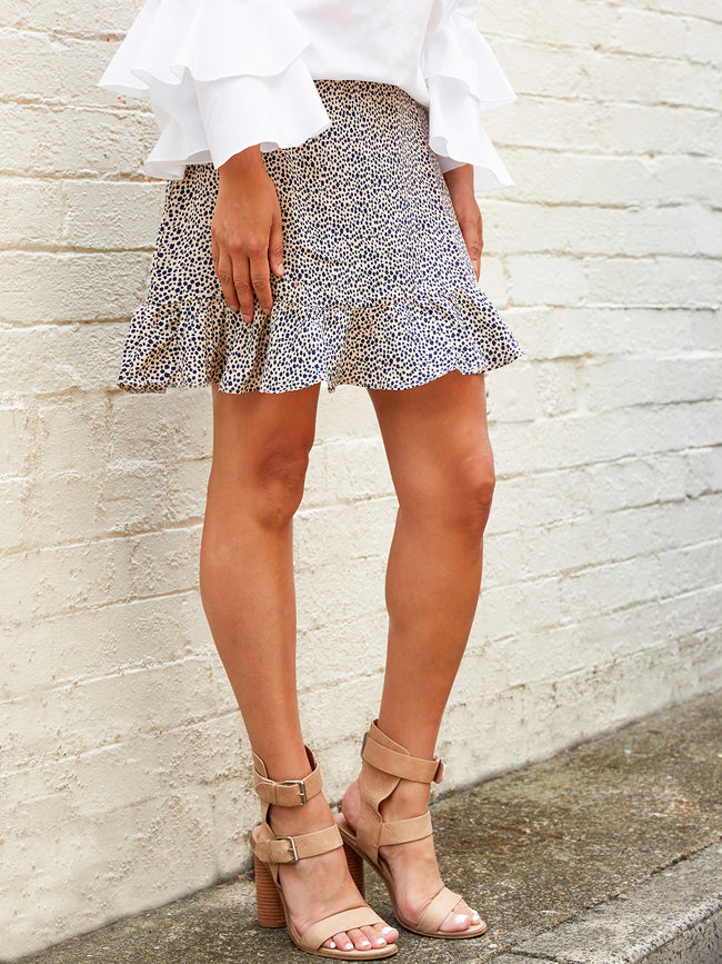 FIVE SECONDS OF SUMMER SKIRT