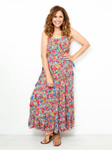 A DREAM WITHIN FLORAL DRESS