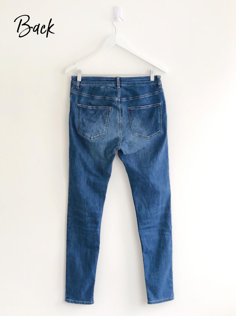 STRONG SPIRITED DENIM JEAN