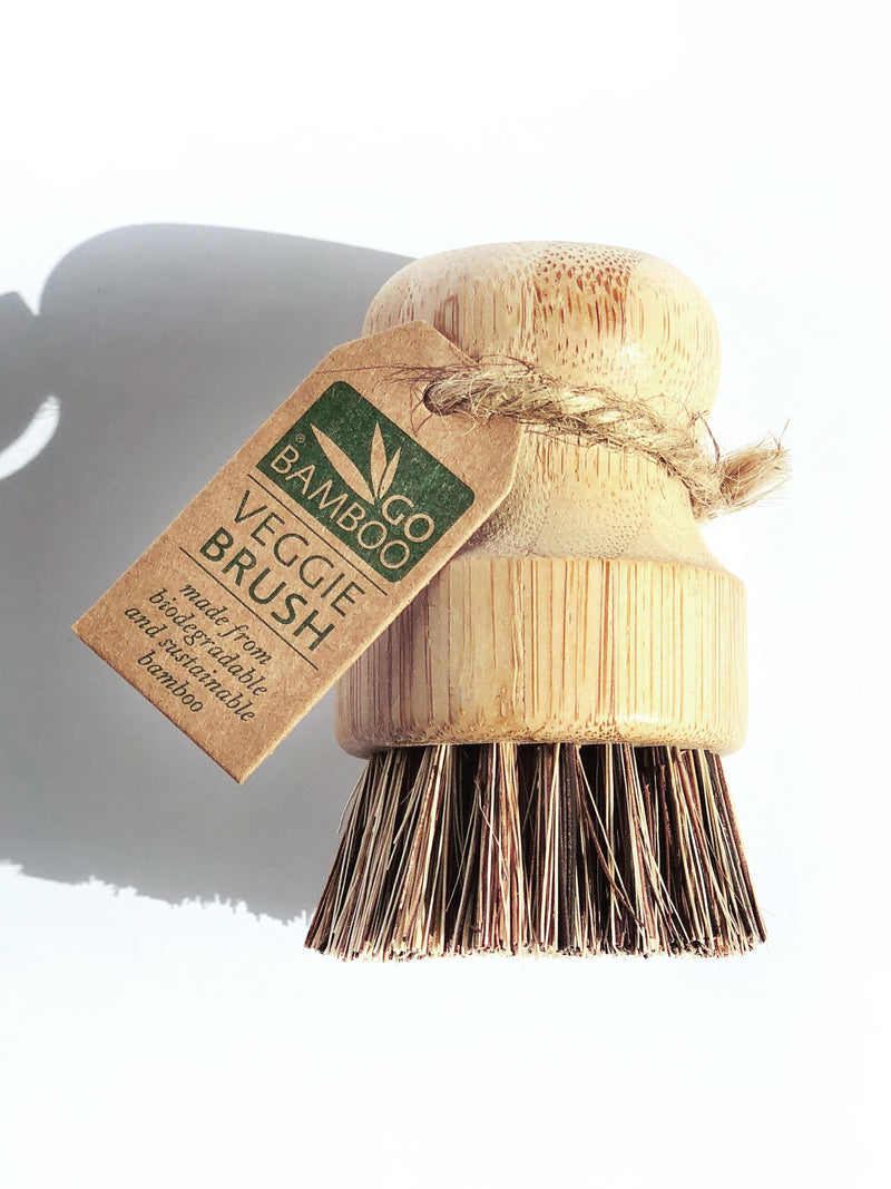BAMBOO VEGGIE BRUSH