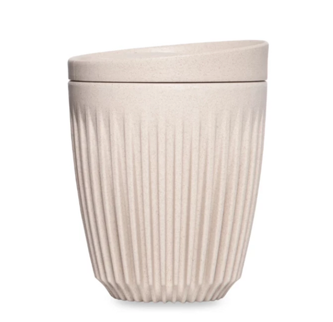 ON THE GO ECO COFFEE CUP - NATURAL