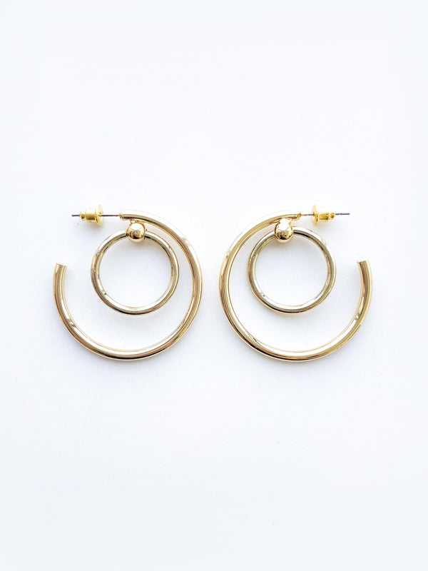 COSMIC DUO EARRINGS