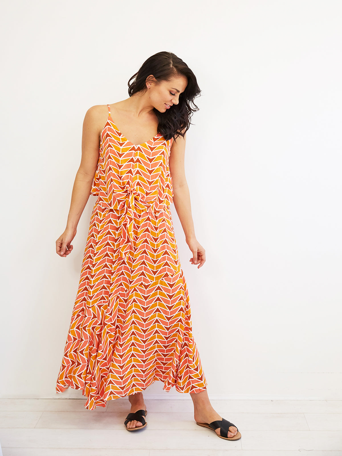 DANCE OF LOVE MAXI DRESS