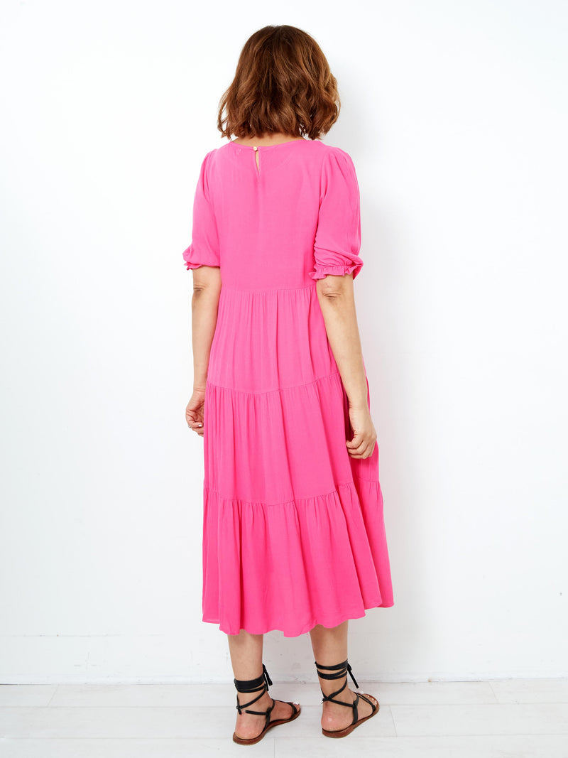 DREAM VALLEY PINK DRESS