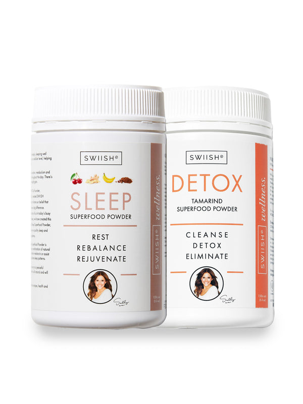 EXHAUSTION DETOX PACK - THE BASICS