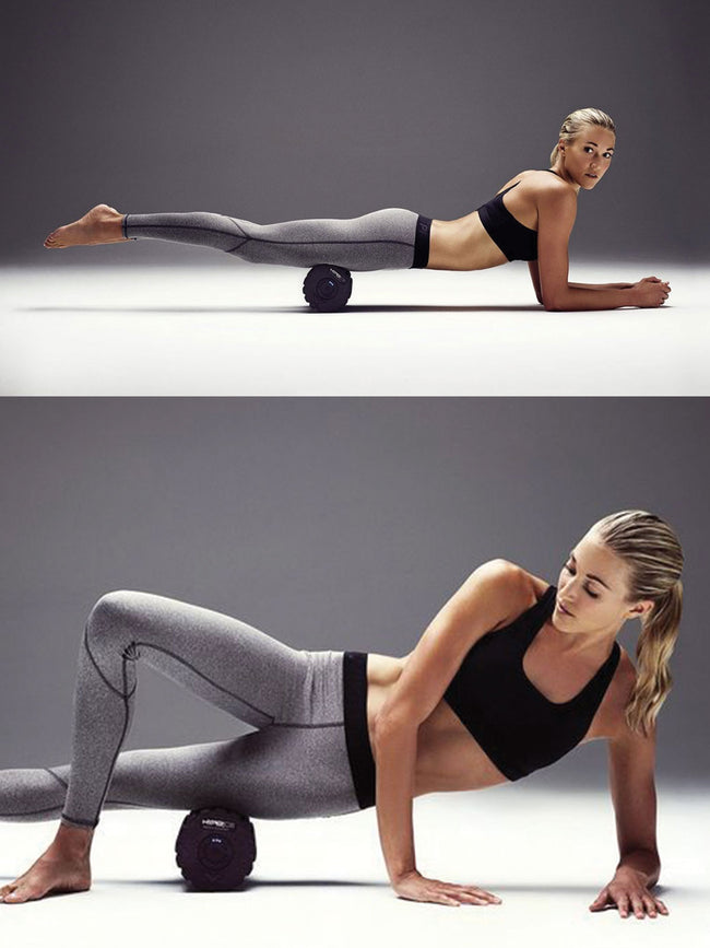 STRETCH & UNWIND FOAM ROLLER - LARGE