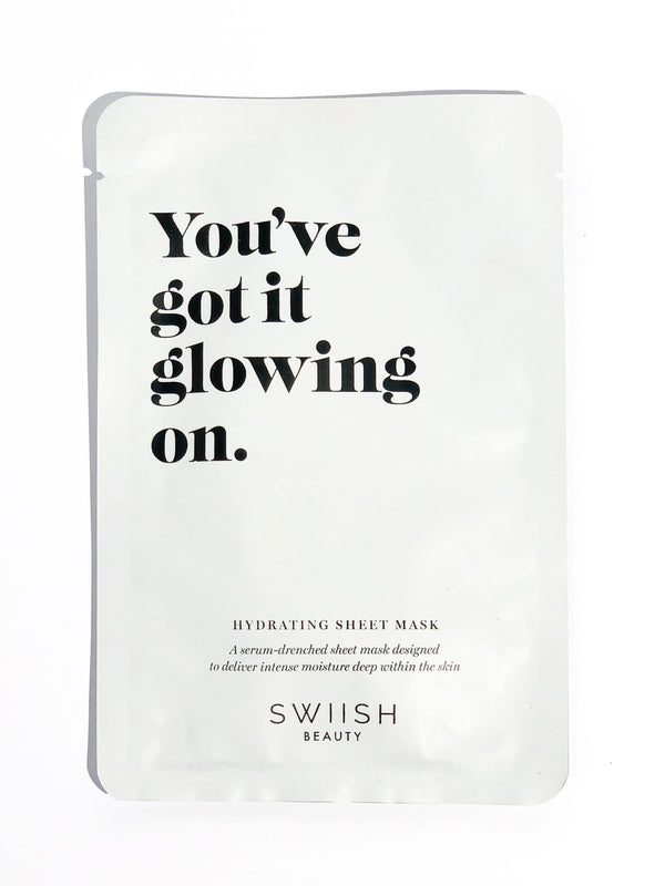 GLOW GETTER FACE MASK
