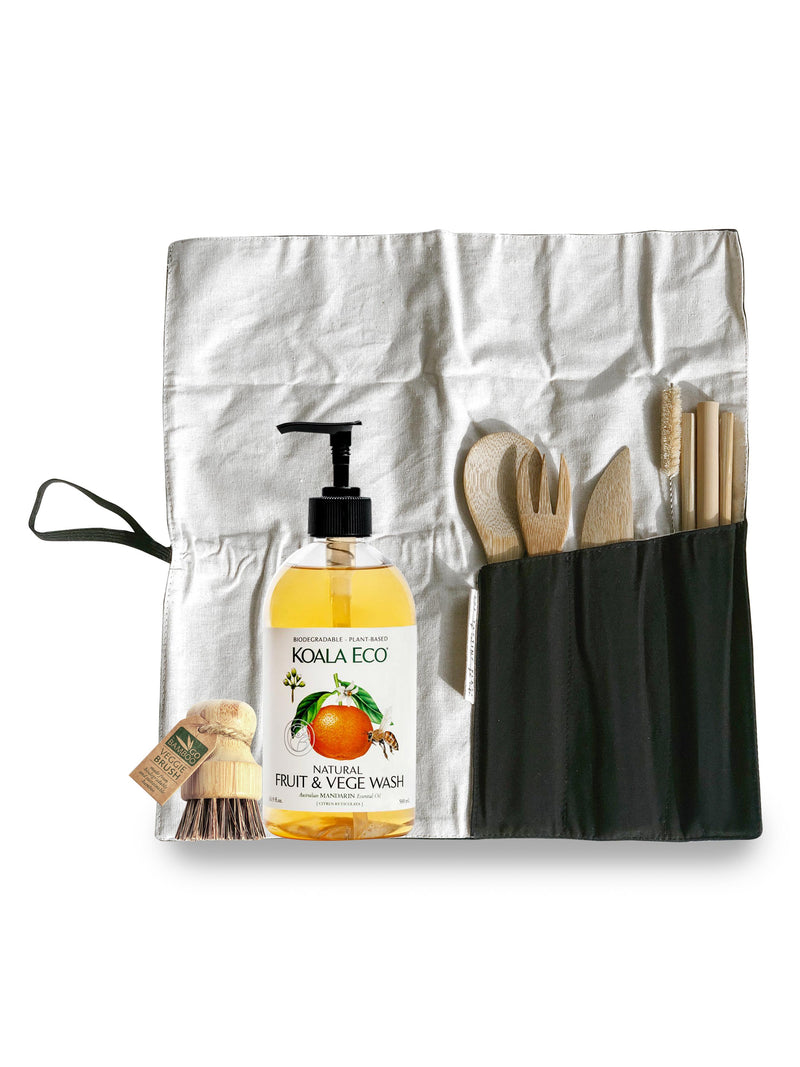 GREEN AND CLEAN KITCHEN GIFT PACK