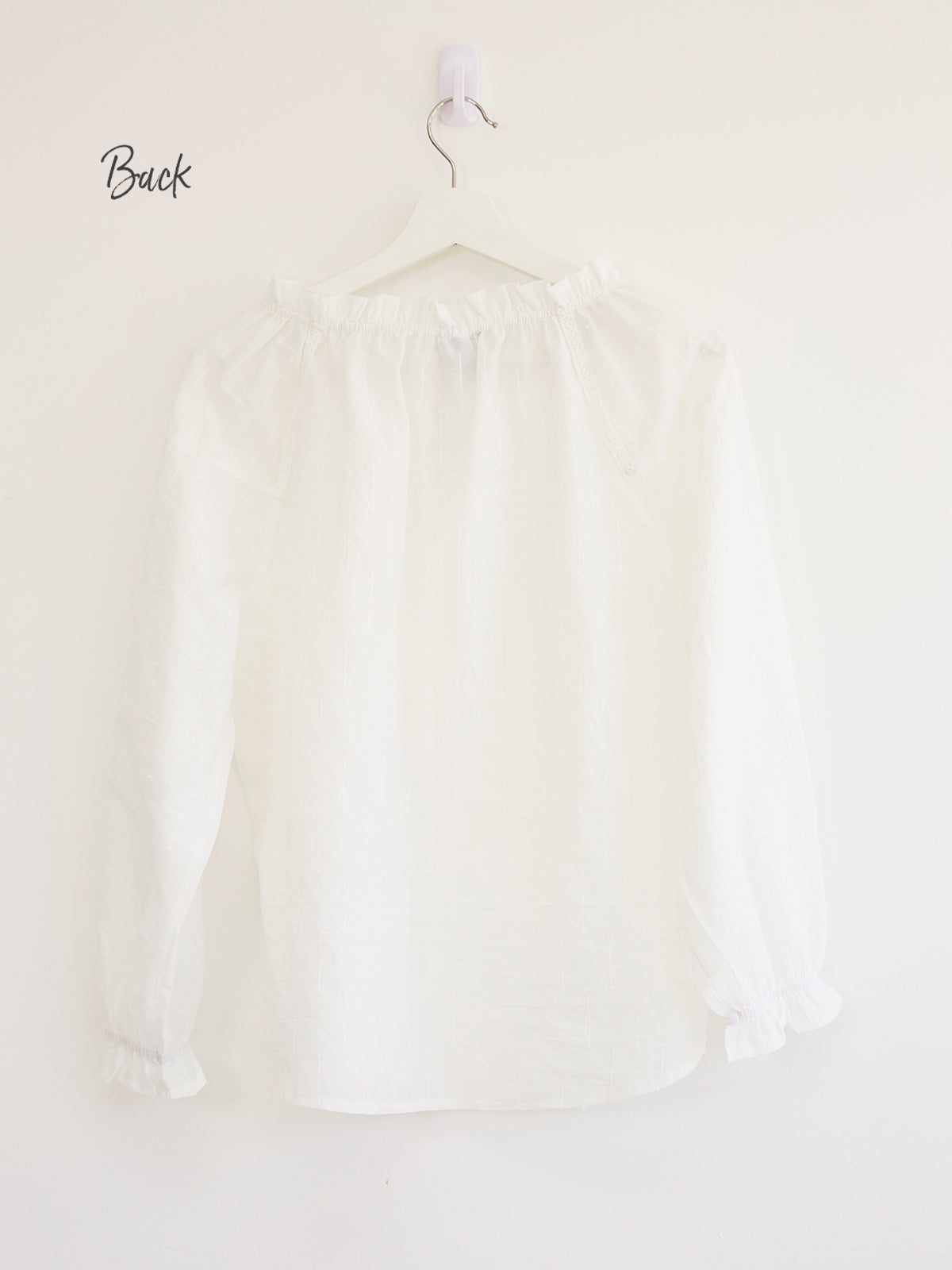 HEARTS OF BLISS WHITE TOP