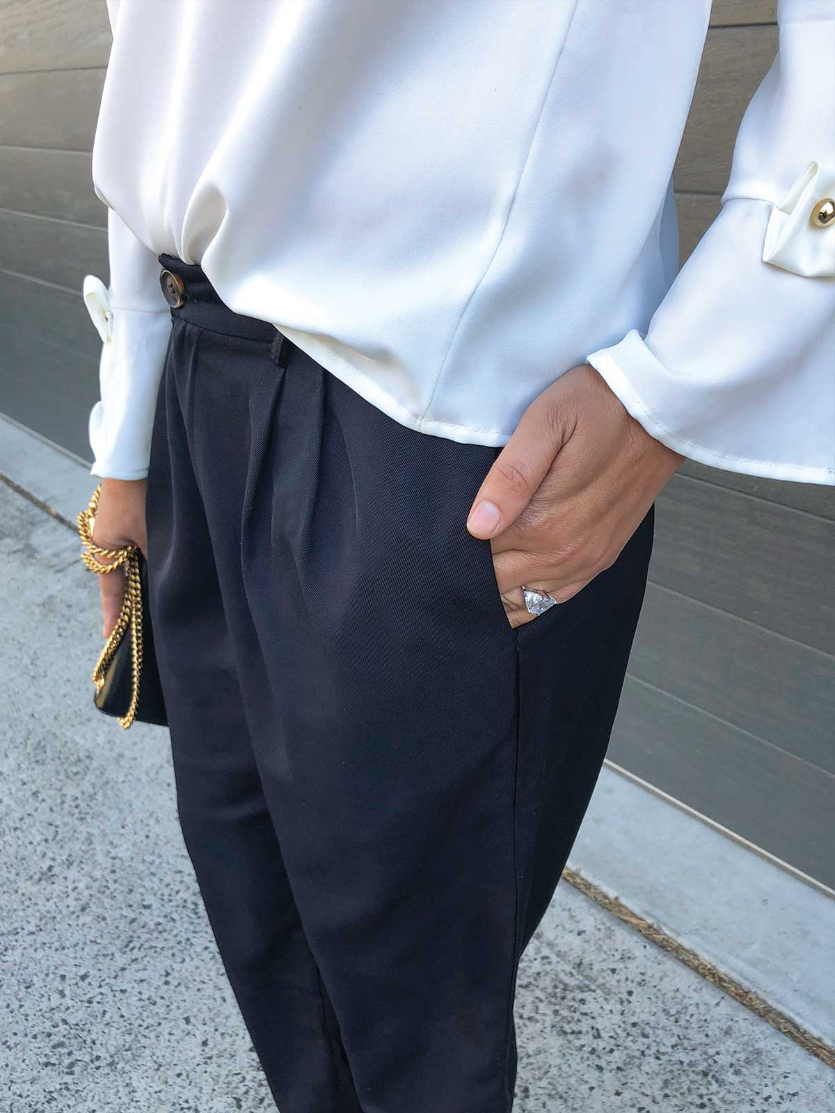 THE KENDRICK CROPPED PANT