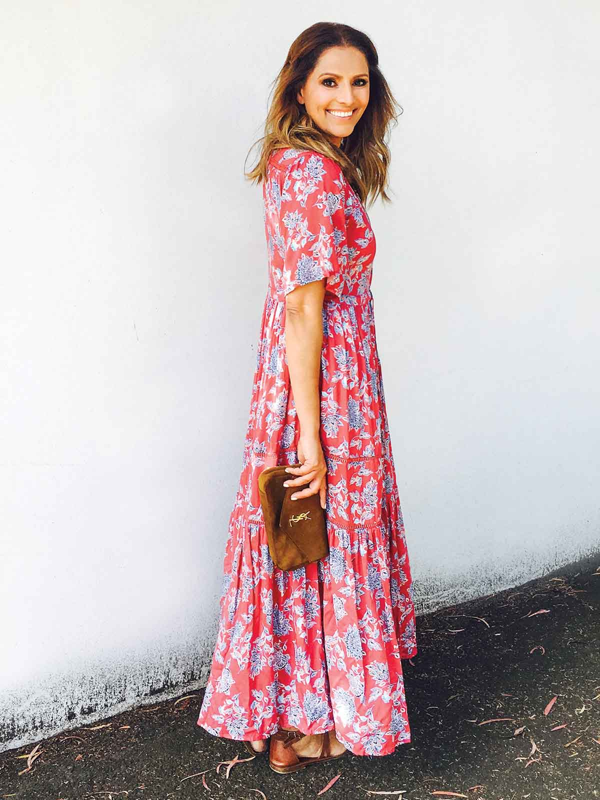 ONE SWEET DAY FLORAL MAXI DRESS (PRE-ORDER)