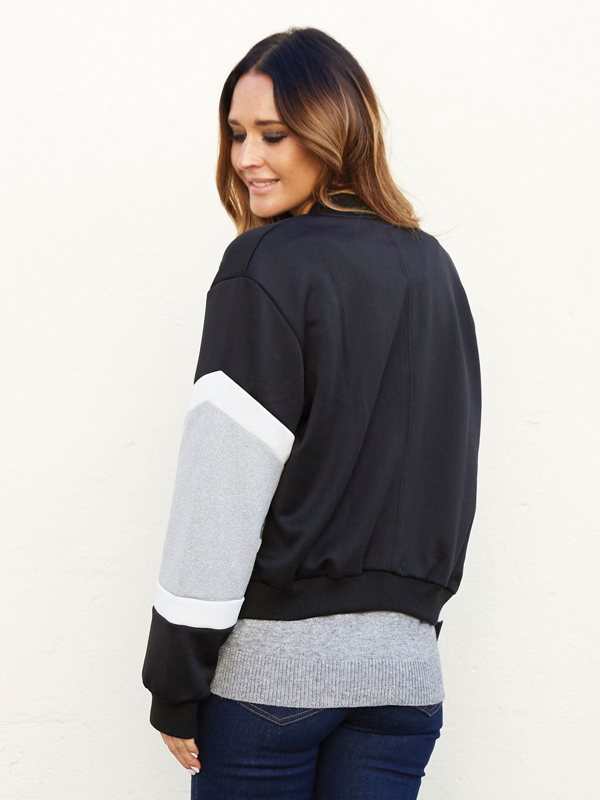 GO YOUR OWN WAY ACTIVEWEAR JACKET