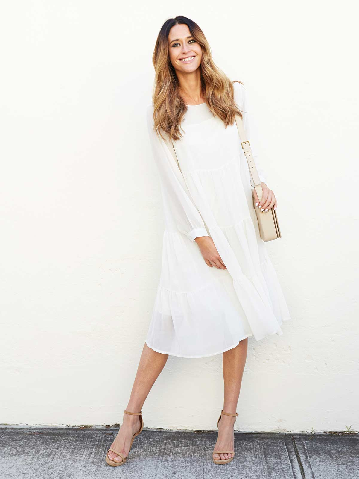 SWEET EMBRACE LUXE DRESS