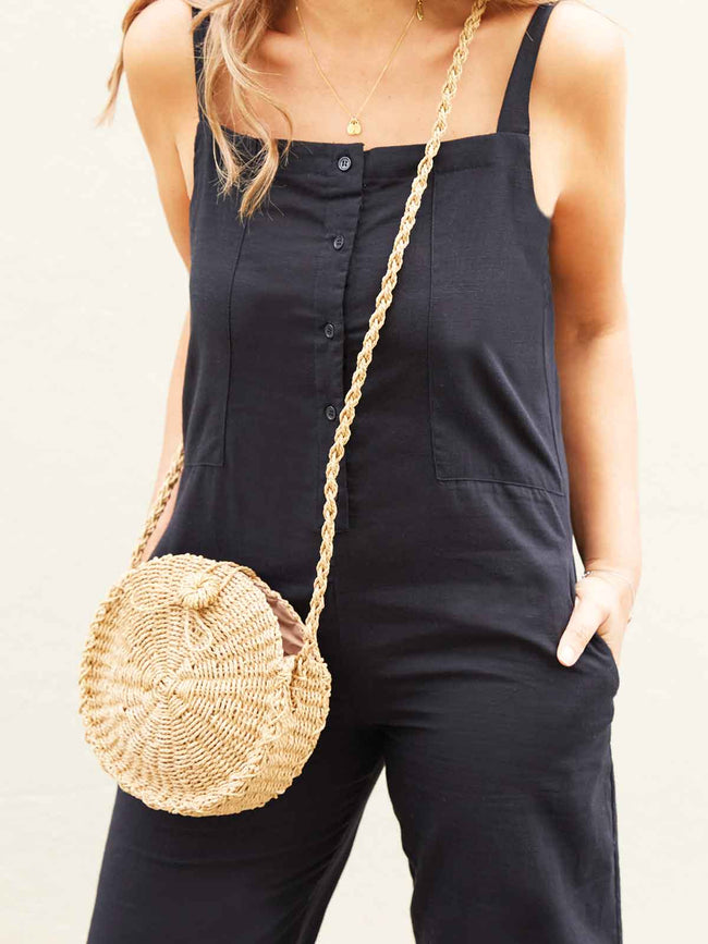THE TRIBECA CROSS BODY BAG