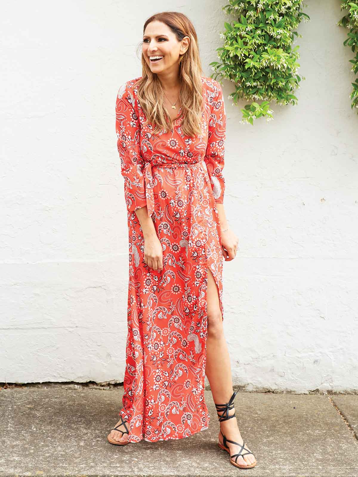 MIAMI MOMENTS MAXI DRESS