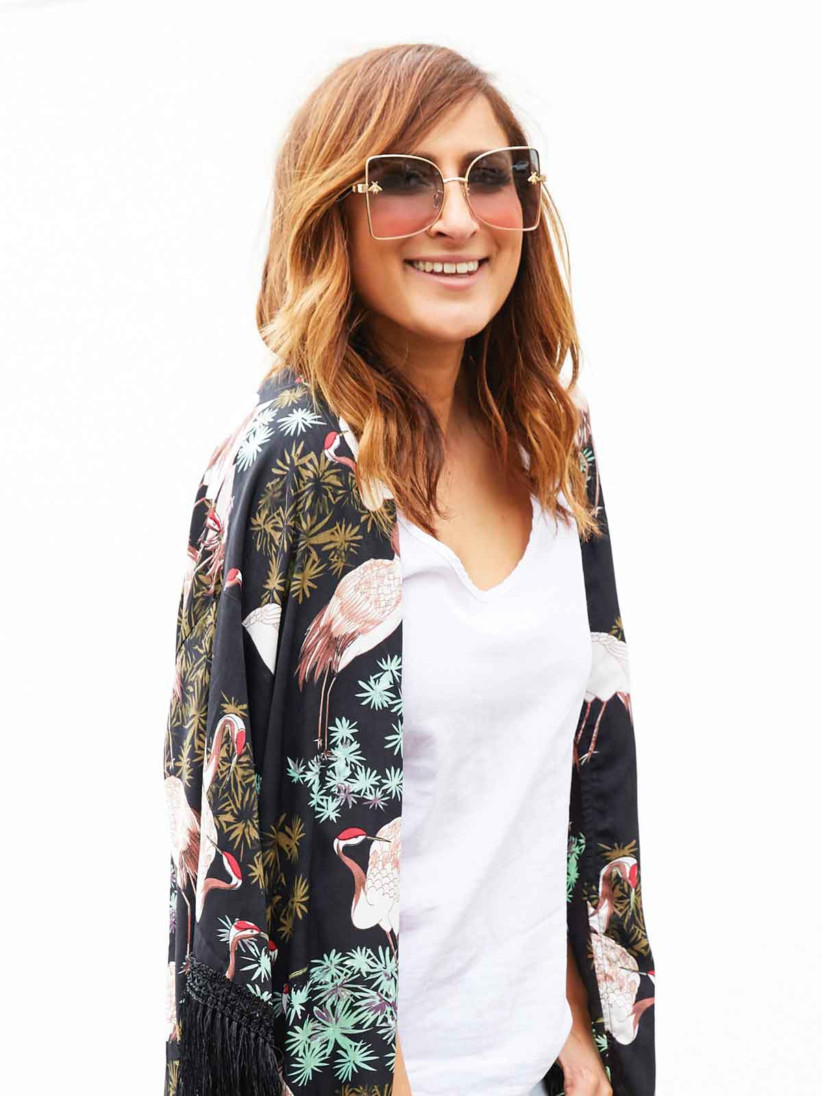 THE BROOKE OMBRE SUNGLASSES