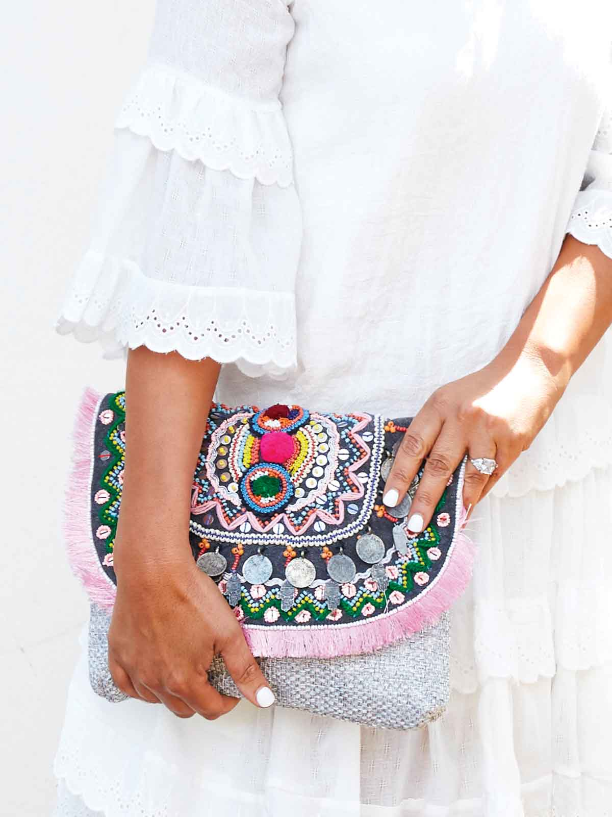 VISION OF LOVE LIMITED EDITION LUXE CLUTCH