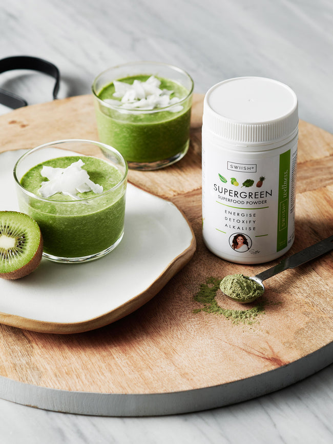 SUPERGREEN SUPERFOOD POWDER - 450g - SUBSCRIPTION (Existing)