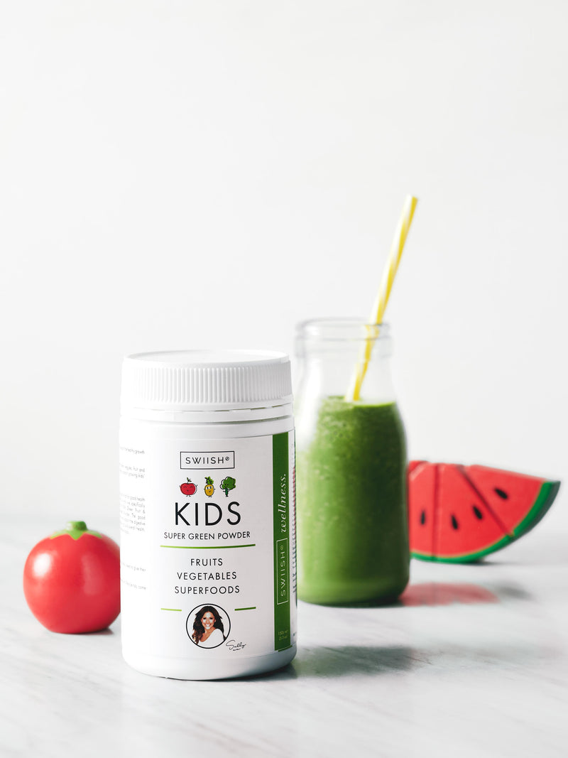 KIDS SUPER GREEN POWDER - 150g - SUBSCRIPTION