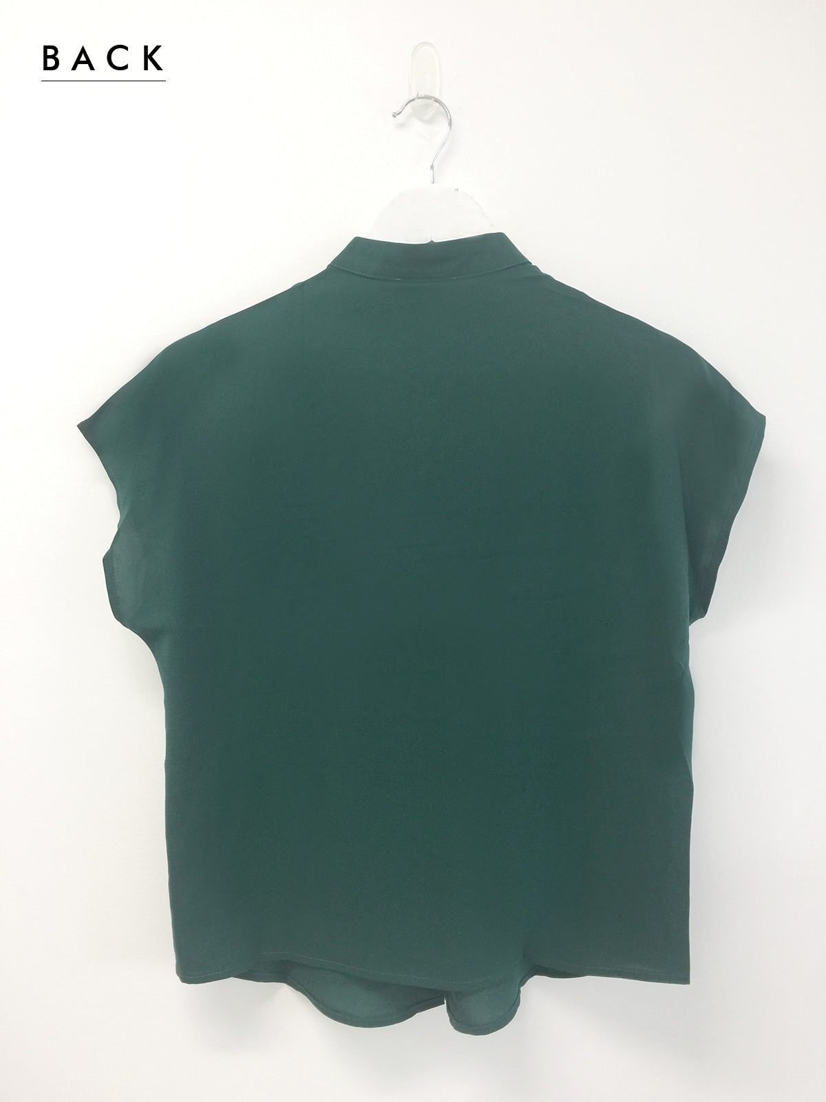ALWAYS & FOREVER EMERALD BLOUSE