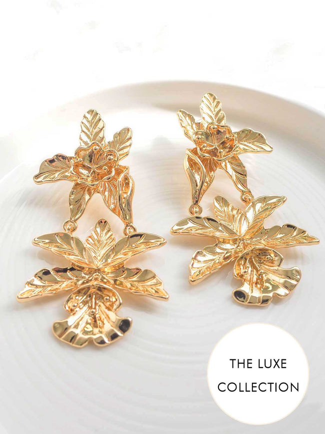 MEET ME IN AMALFI LUXE EARRINGS