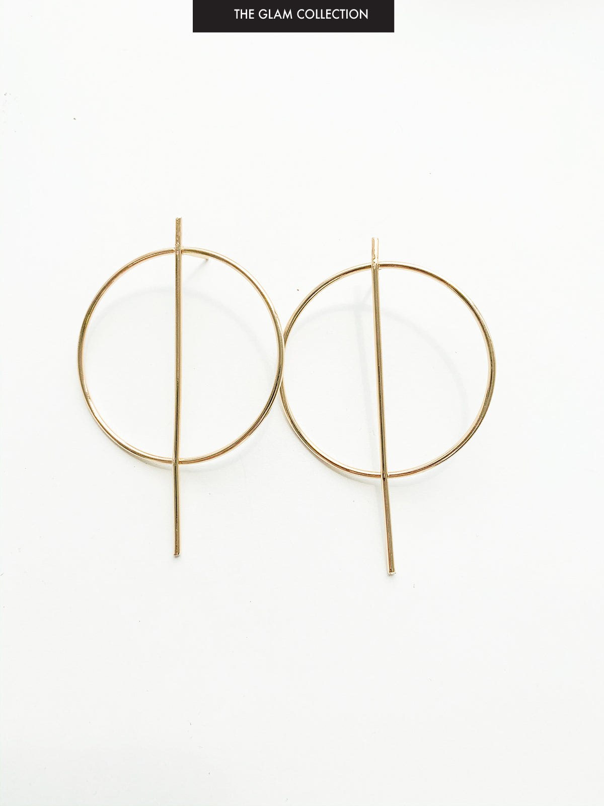 INFINITE BLISS GOLD EARRINGS