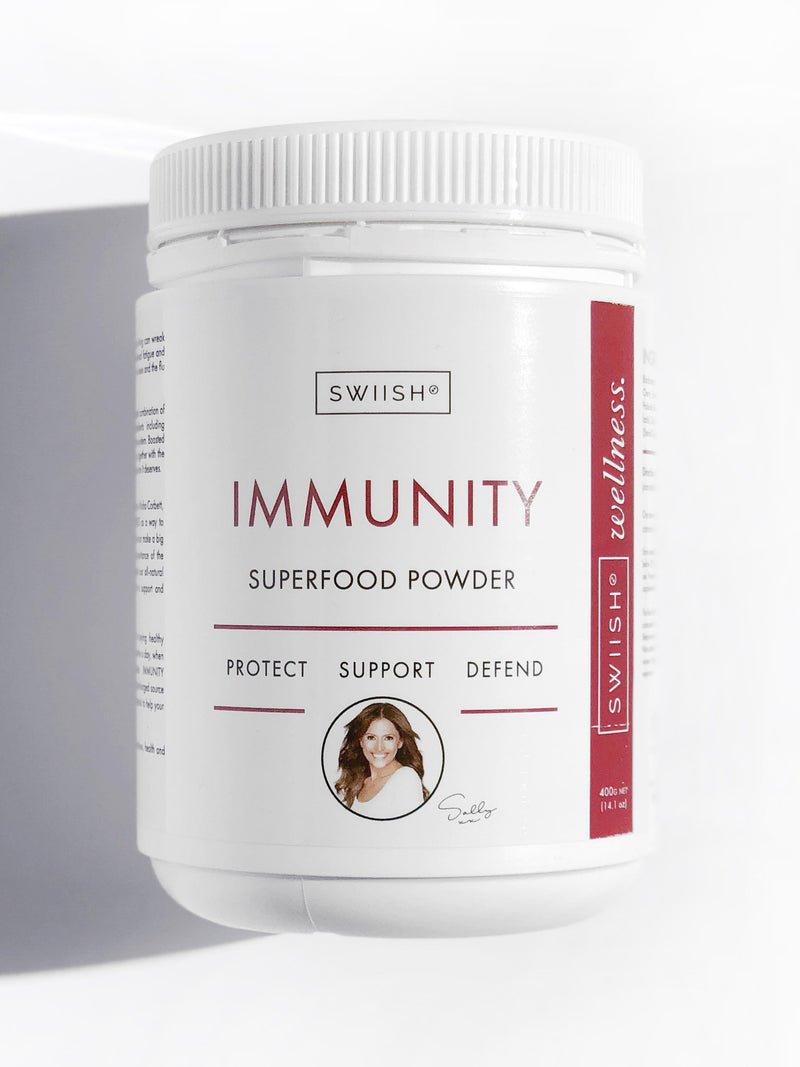 IMMUNITY SUPERFOOD POWDER - 400G