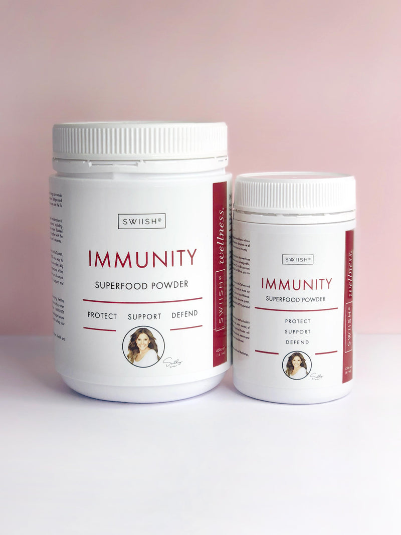 IMMUNITY SUPERFOOD POWDER - 120G