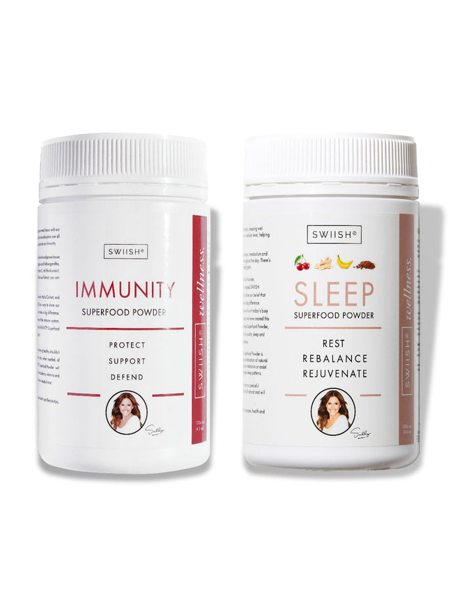 IMMUNITY + SLEEP SAVER PACK