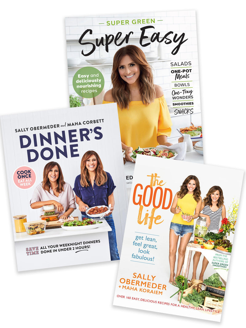 THE INNER CHEF BOOK BUNDLE