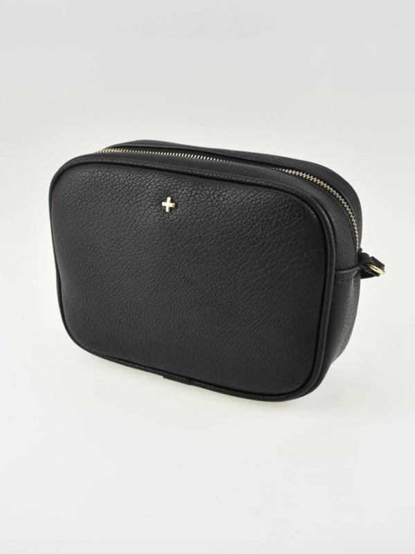 GRACIE CROSS BODY BAG IN BLACK