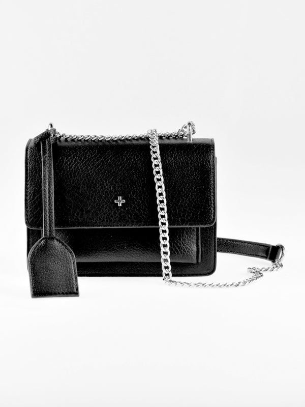 LISSY SHOULDER BAG IN BLACK