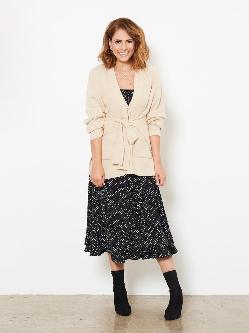 LUXE LOUNGING CARDIGAN