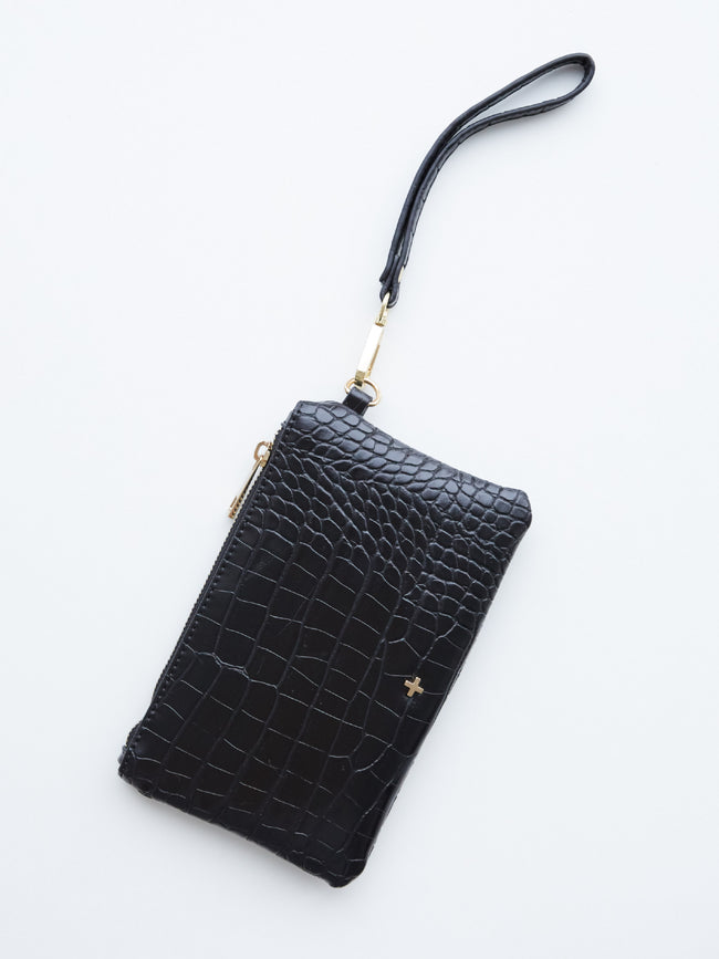 MOMENTS LIKE THIS BLACK WRISTLET