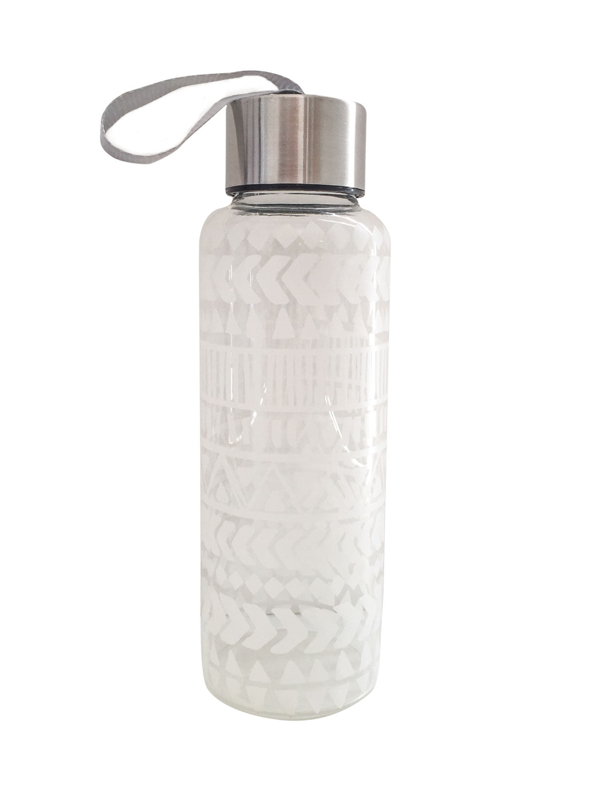 NEW BEGINNINGS TRAVEL TUMBLER - WHITE