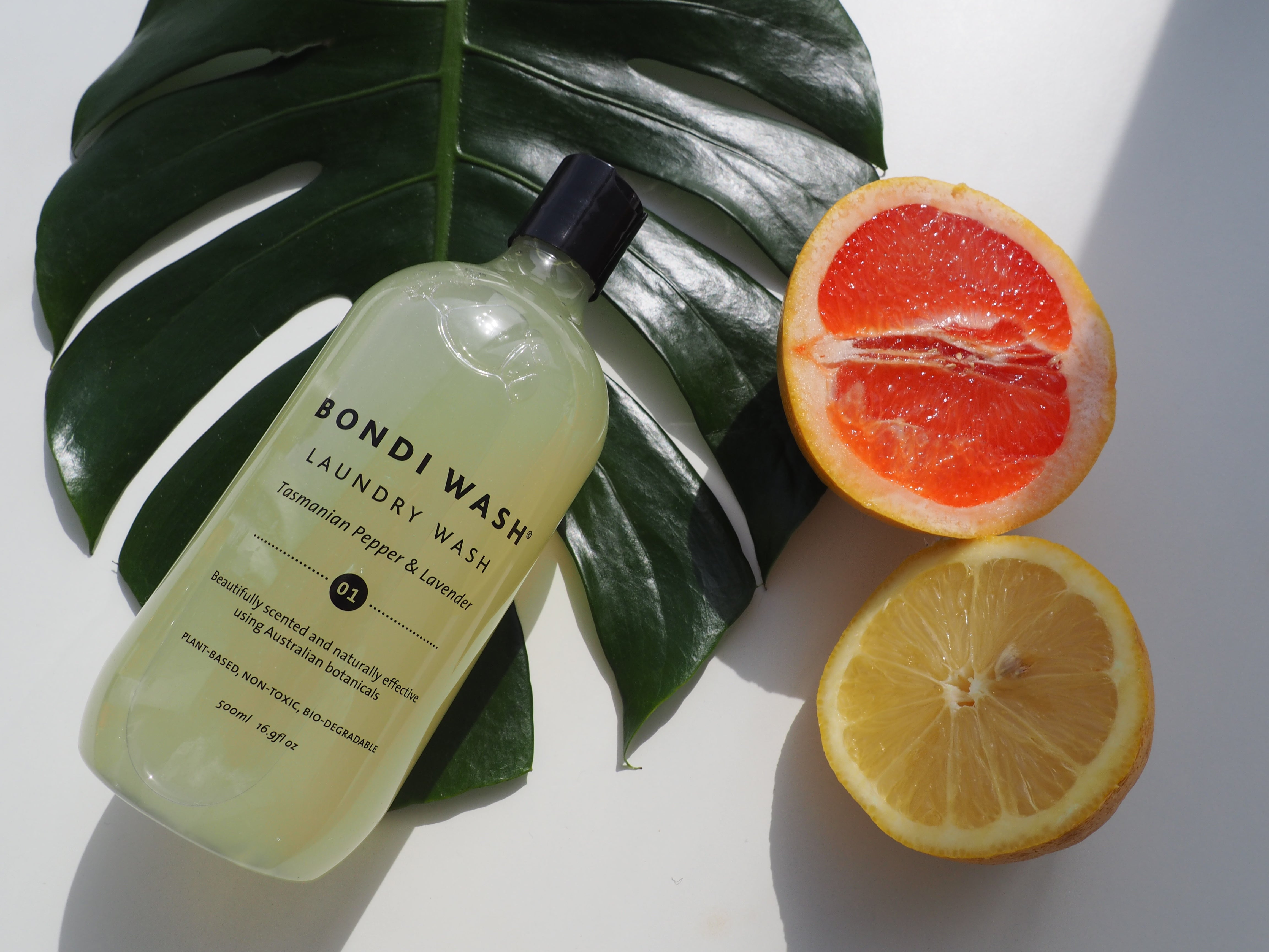 TASMANIAN PEPPER & LAVENDER LAUNDRY WASH