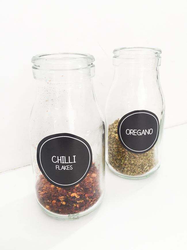 PANTRY LABELS-SPICES