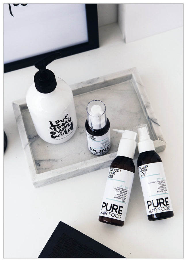 STYLING - SPRAYS, SERUMS & MASQUES