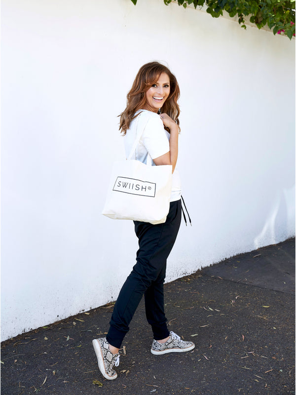 SWIISH ECO CANVAS TOTE