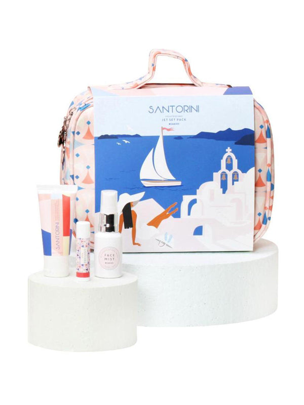 SANTORINI JET SET PACK