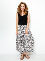 SET THE TONE PRINTED PANT