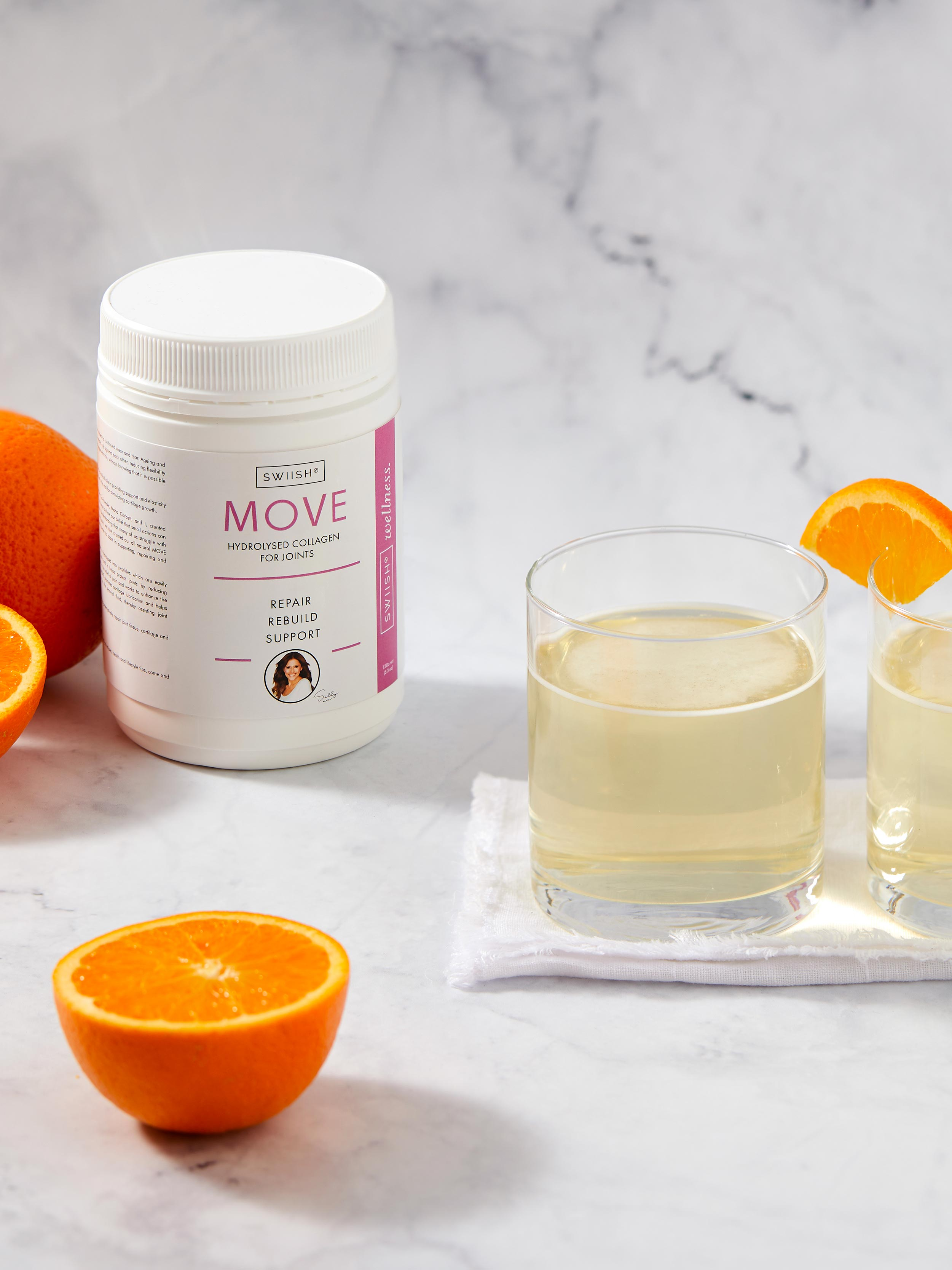 MOVE HYDROLYSED COLLAGEN FOR JOINTS