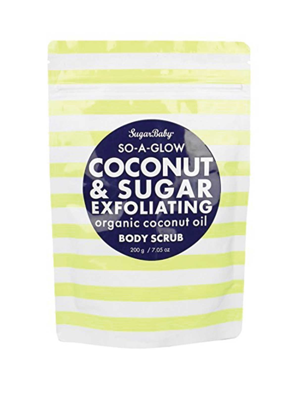 SO-A-GLOW BODY SCRUB