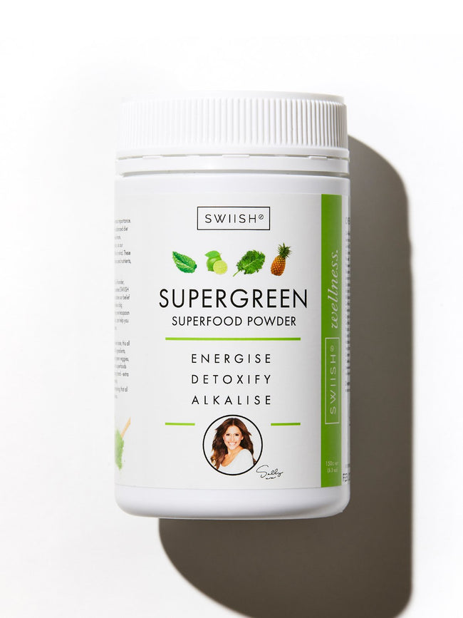 SUPERGREEN SUPERFOOD POWDER - 150G - SUBSCRIPTION (Existing)