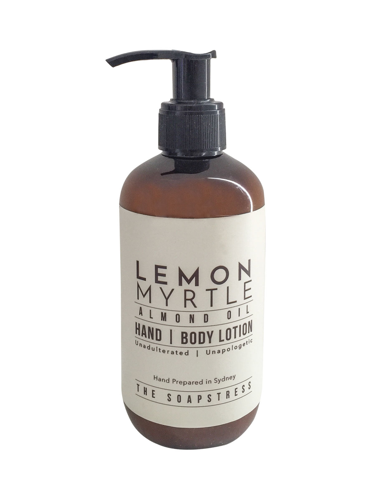 LEMON MYRTLE HAND AND BODY LOTION